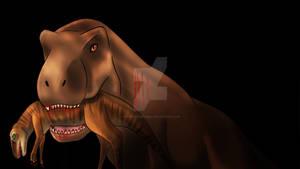 Rexy vs. Raptor