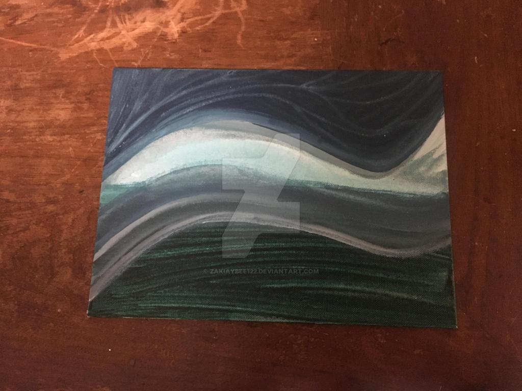 Rolling Oceans by zakiaybee122