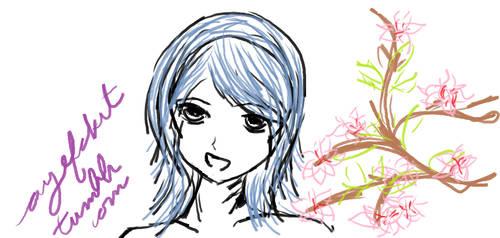 Random Sketch 1 by DeAtHwIsHsOs