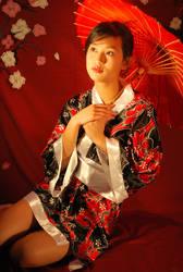 Kimono by DeAtHwIsHsOs