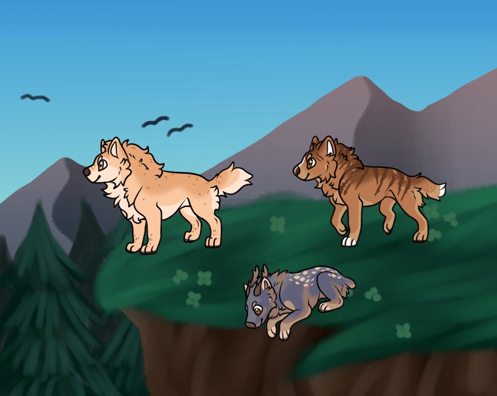 [Adventure] Cliffs and Clovers