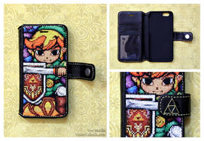 Hero of Hyrule - iPhone 6 Case by VioletValhalla