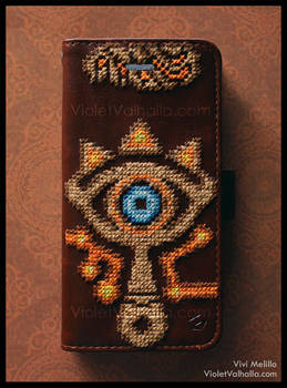 Sheikah Slate iPhone case