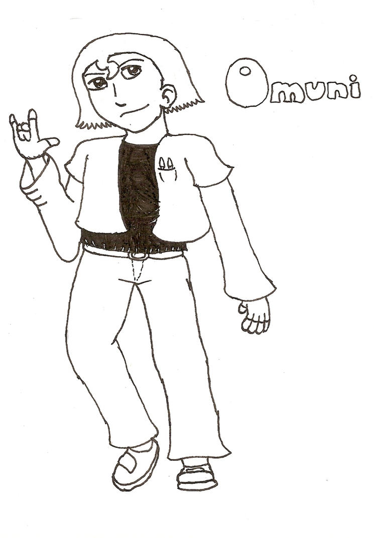Mousou SKETCH - A loja de sketch do Odair Omuni_more_maled_by_odairedez-d3c5496