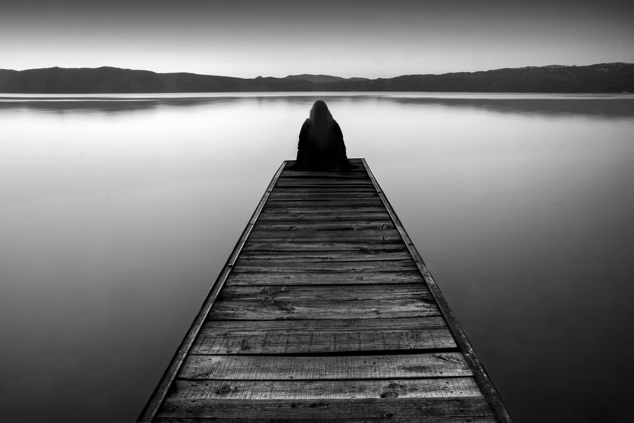 Loneliness by gocemk