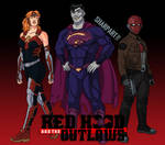 Red Hood  the Outlaws