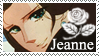 Stamp-Jeanne by RedPassion