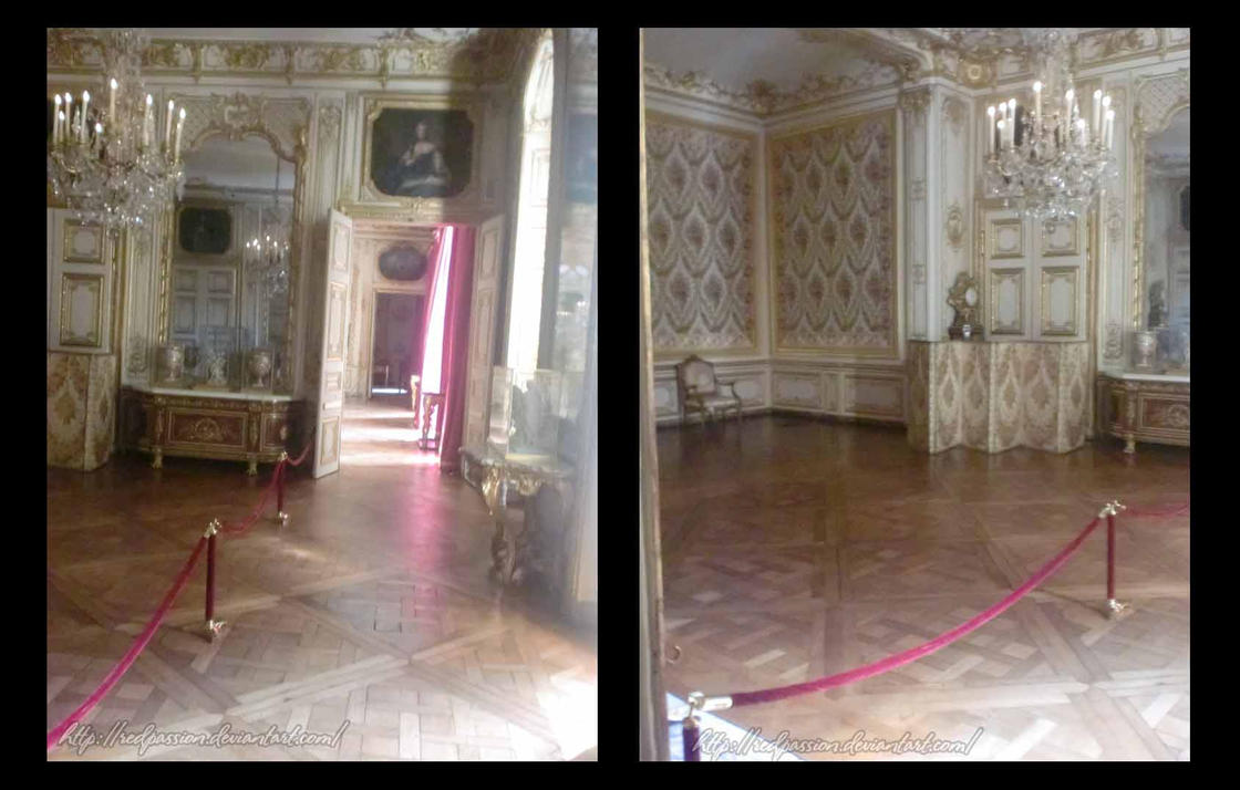 La chambre de louis xvi by redpassion on deviantart for Chambre louis xvi versailles