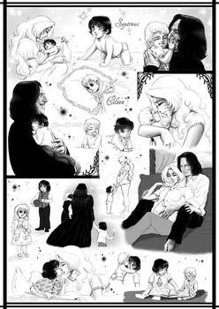 Emily+Severus - Family Moments