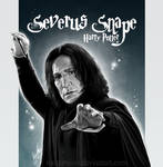 Severus Snape by RedPassion