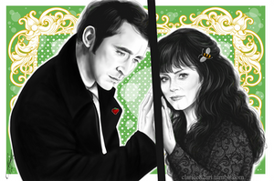 Pushing Daisies - On the other side by RedPassion
