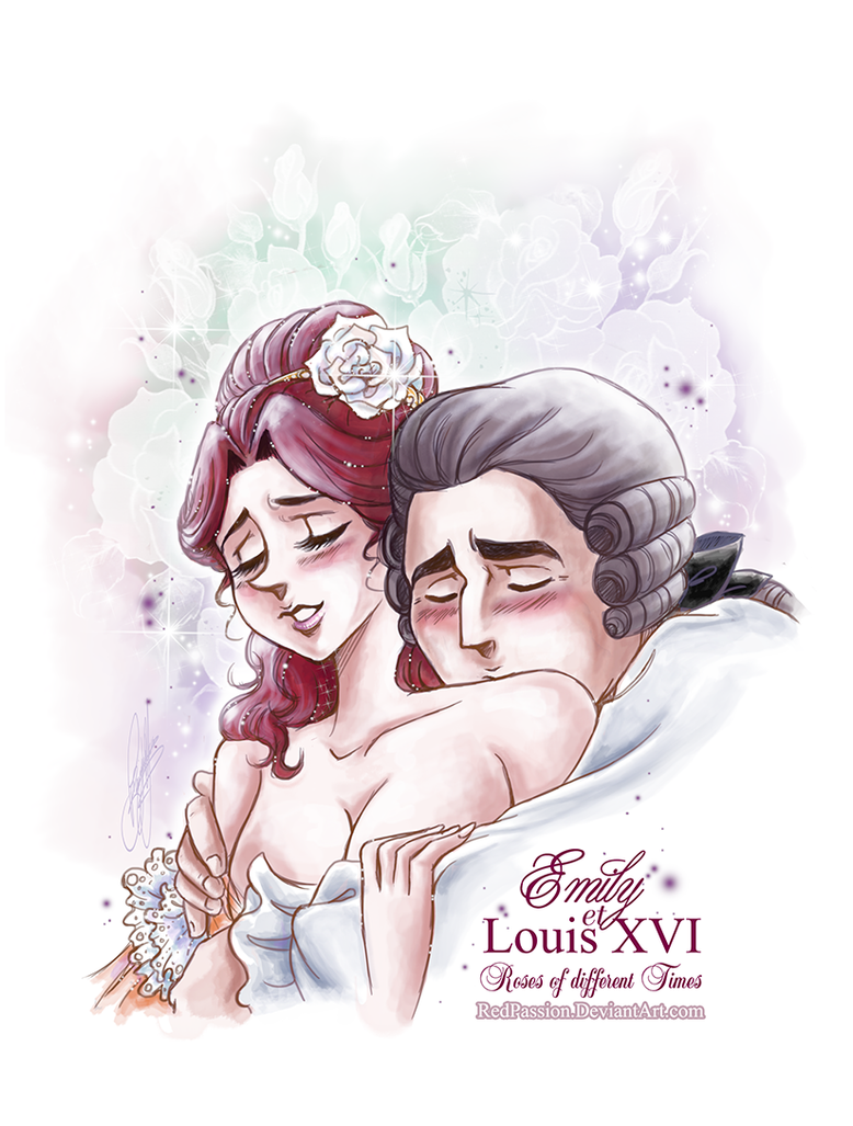 Emily et Louis XVI. - Longing... by RedPassion