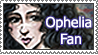 Ophelia Fan Stamp by RedPassion