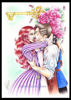 EmilyxLouisXVI - My sweet royal Locksmith