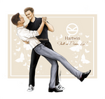 Hartwin - Shall We Dance by RedPassion