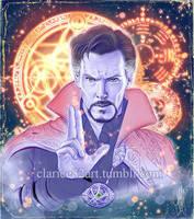 Dr.Strange by RedPassion
