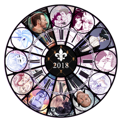 Art Summary 2018 by RedPassion