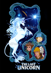 The last Unicorn by RedPassion