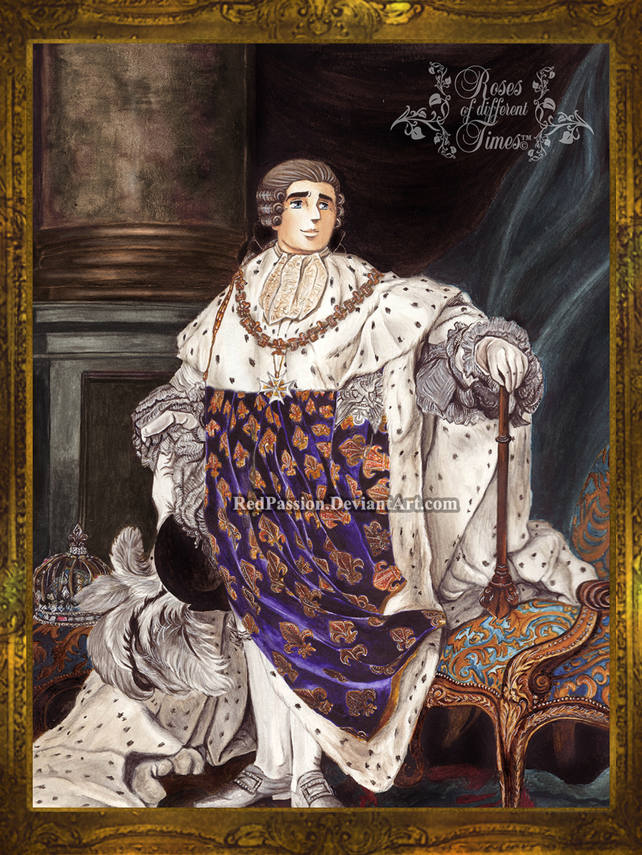Louis XVI. Roi de France by RedPassion on DeviantArt