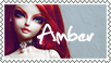 Amber stamp by Amber-Kyou