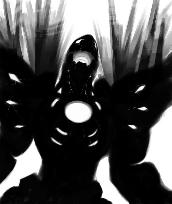 Random Evil Mecha by Manganiac