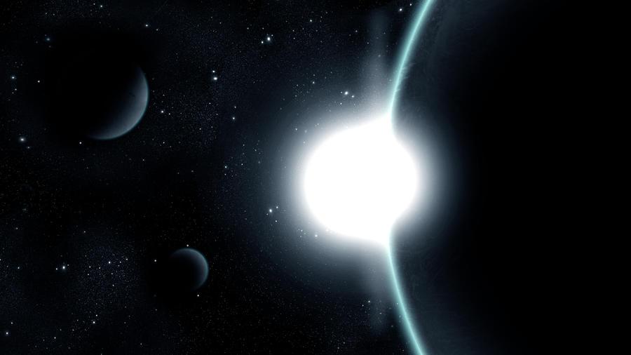 Space Scene #1 by zCosmic