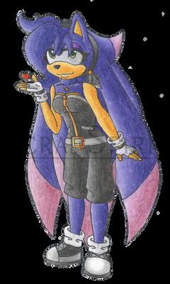Berry the Hedgehog