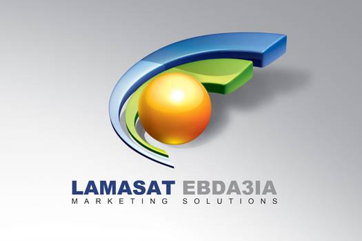 Lamasat Ebda3ia logo 2