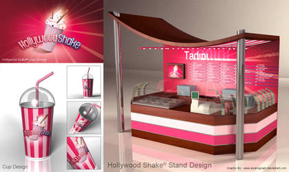 Hollywood Shake by AnubisGraph