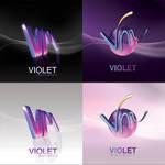 Violet Multimedia Logo