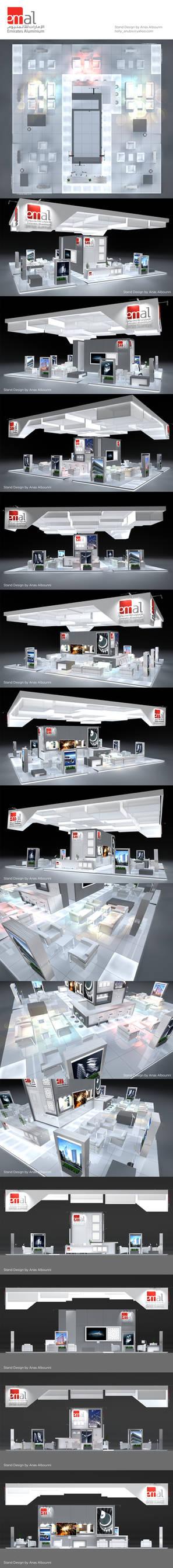 Emal Stand Design
