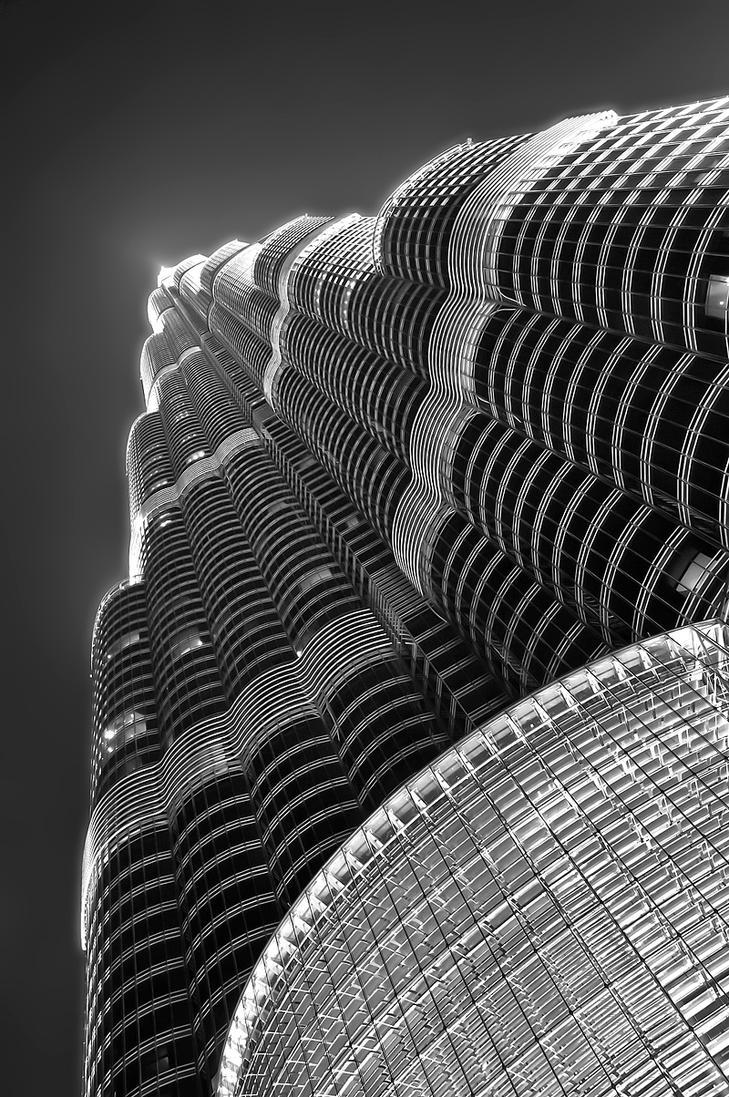 Burj Khalifah by AnubisGraph