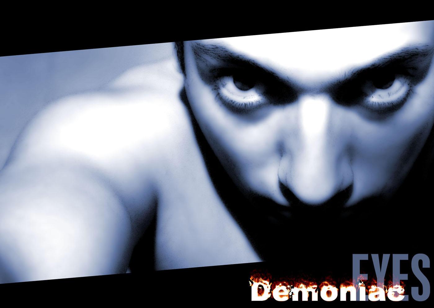 Demoniac EYES by AnubisGraph