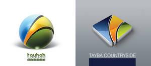 Taybah countryside logo