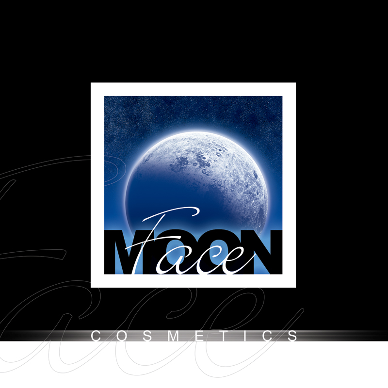 Moon Face Logo by AnubisGraph