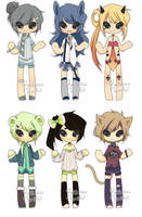Collab Palette Adopts [FINISHED] by Reitrou