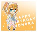 Happy Birthday Honoka