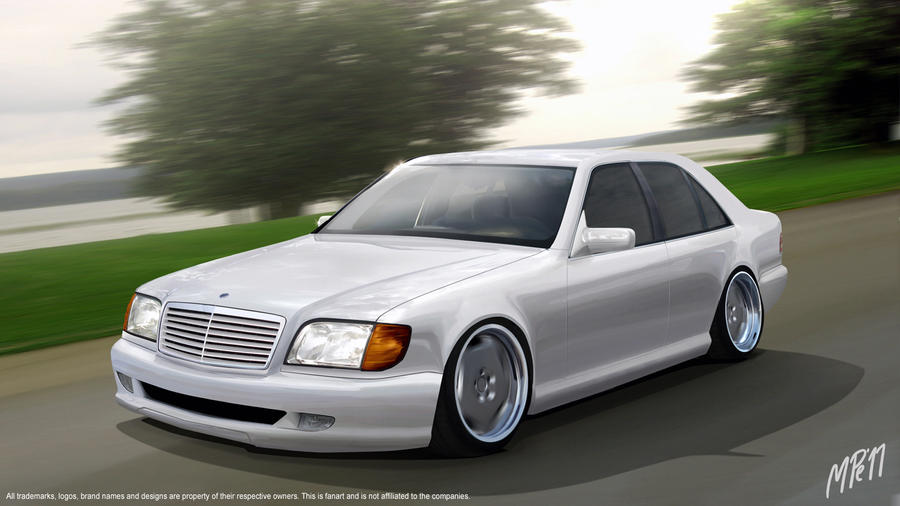 Mercedes 600 Sel Tuning