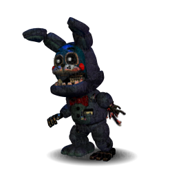 [WEEKEND] Adventure Soulless Bonnie! by Daspancito