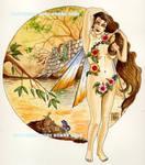 Hibiscus Faery