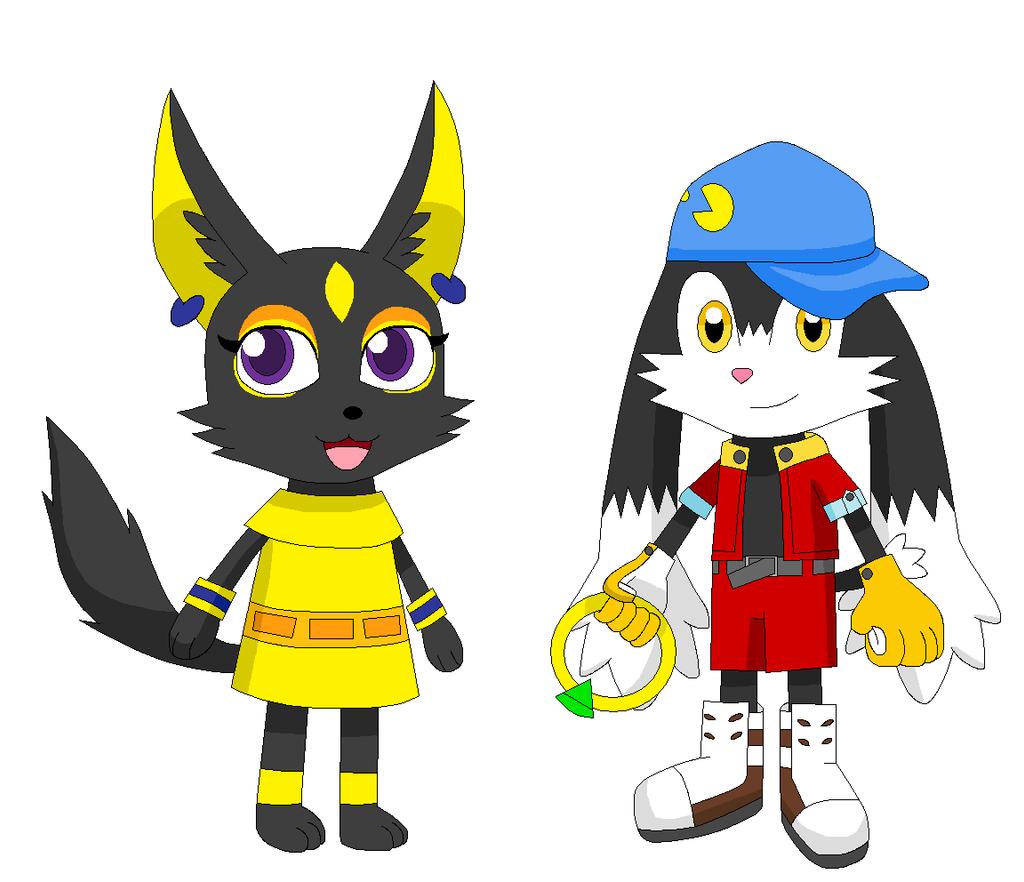 Patra And Klonoa By Kitsune257 On DeviantArt