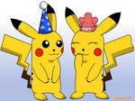 SSBU Pikachu Love