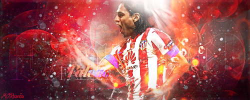 Radamel Falcao by MorBarda