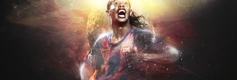 Ronaldinho by MorBarda