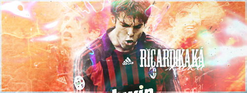 Kaka AC Milan by MorBarda