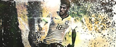 Neymar by MorBarda