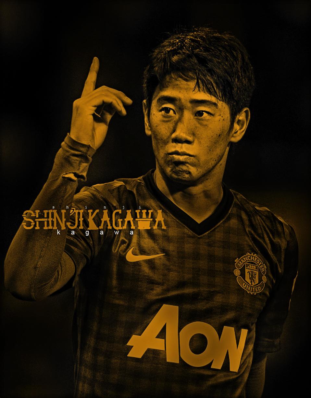 Shinji Kagawa by MorBarda