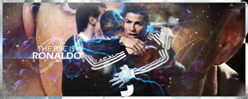 Ronaldo is the BBC by MorBarda