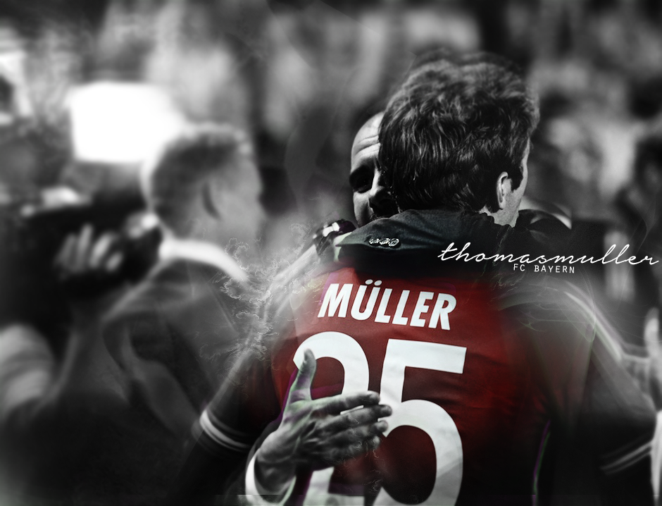 thomas muller by MorBarda