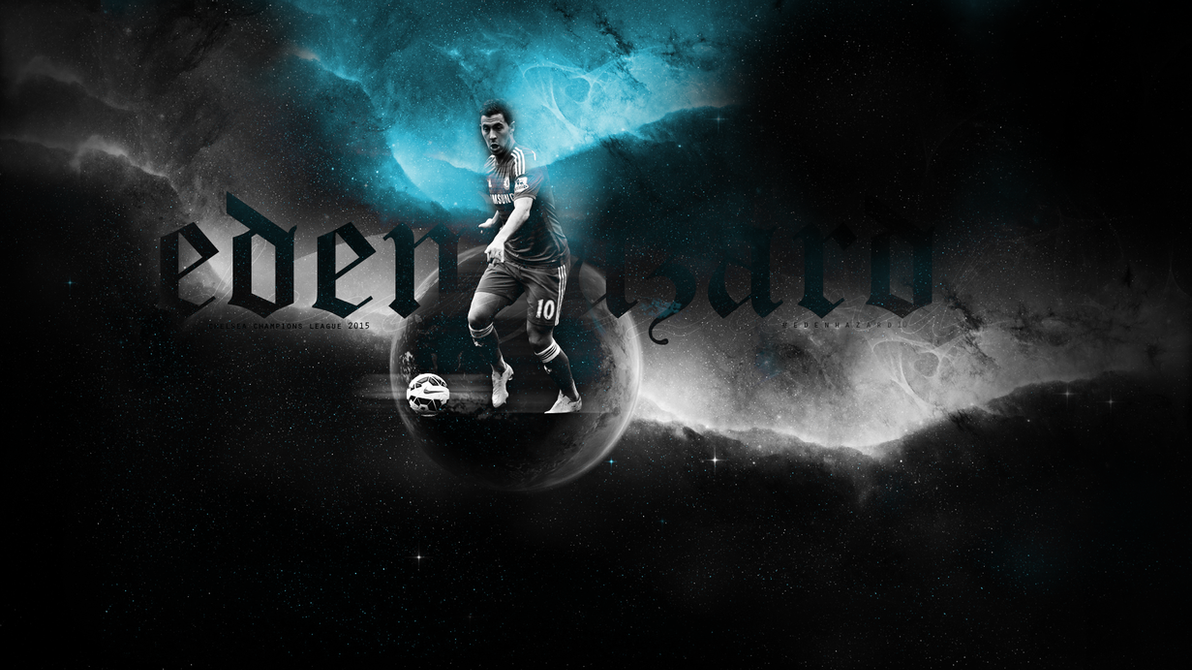 eden hazard wallpaper by MorBarda